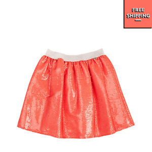 CESARE PACIOTTI 4US Circle Skirt Size Size 12-13Y Sequins Made in Italy