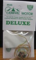IHC 12 VOLT DC POWER SUPPLY FOR ALL IHC CARNIVAL MODELS AND OTHER MODELS # 5190