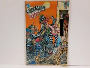 Checkered Demon 2 Underground Comix 1st Print 1971 S Clay Wilson Comics