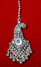 Kuchi Tikka Mang TIARA Gypsy Boho Tribal Head Piece Belly Dance Costume Jewelry