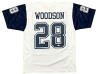 Darren Woodson autographed signed jersey NFL Dallas Cowboys JSA COA