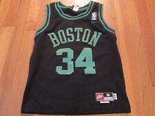 c19296b6f VINTAGE NIKE REWIND NBA BOSTON CELTICS PAUL PIERCE SWINGMAN JERSEY SIZE  YOUTH S