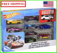 "Hot Wheels 9-Car Gift Pack (Styles May Vary) new cars ""free shipping"""