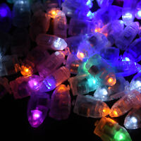 50pcs/lot mini led balloon lamp ball light lantern xmas party wedding decor DSUK