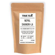 Nepal Shangri-La White Tea Organic (No.202) - Loose White Tea - True Tea Co.