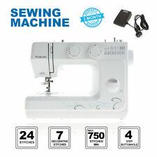 Stirling Black Edition Electric Desktop Sewing Machine Kit MD17329 60 Programs