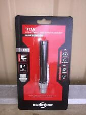 2015 SureFire Titan-A Ultra-Compact Dual-Output LED Keychain Light