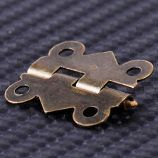 Antique Brass Jewelry Box Hinge Butterfly Small Hinge 20x17mm with Screws DIY 20