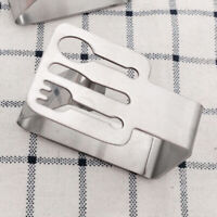 Tablecloth Clips Table Cover Clamp Holder Table Stainless Steel  For Home Picnic