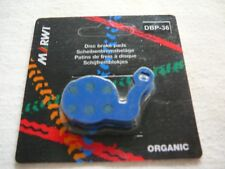 MARWI UNION ORGANIC DISC BRAKE PADS MAGURA LOUISE 2007 CALIPERS 1+1 FREE DBP-36