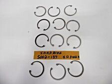 Snap Ring 5002-137 Retaining Ring (Pack of 12) N5002-137