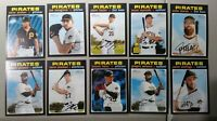 PITTSBURGH PIRATES 2020 TOPPS HERITAGE TEAM SET- REYNOLDS