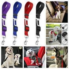Car Vehicle Safety Pet Dog Cat Seat Belt Restraint Harness Leash Travel Clip U S