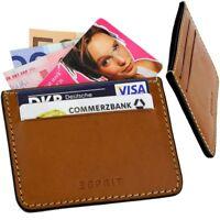 ESPRIT Kreditkartenetui (super flach 5mm), EC-/Visa Karten Etui Kartenetui NEU