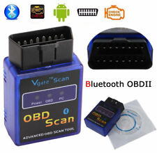 Bluetooth OBDII OBD2 Diagnose Adapter MB VW Audi Ford Opel Renault Toyota BMW