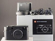 Leica M10 Monochrom 20050 vom 31.01.20 FOTO-GÖRLITZ Ankauf+Verkauf