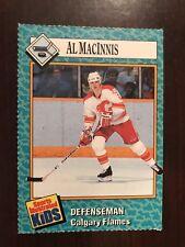 1989 Sports Illustrated for Kids I #82 - Al MacInnis- Calgary Flames