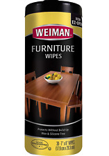 Wood Cleaner and Polish Wipes - Non Toxic For Furniture To Beautify & No