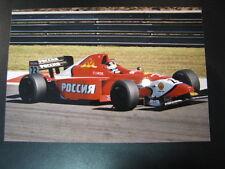 Photo Arden Team Russia F3000 2000 #23 Darren Manning (GBR) GP BEL