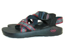 Chaco Sandals Multicolor Geometric Z/1 Classic Adjustable Hiking Water Mens 10