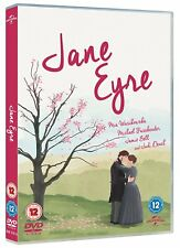Jane Eyre DVD Mia Wasikowska Actor Michael Fassbender Universal Pictures