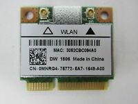 New Dell Wireless 1506 WiFi 802.11 b/g/n Mini-PCI Express WLAN Card MNRG4