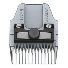 Aesculap Favorita 2 GT779 9 mm Scherkopf Schneidsatz Wechselschneidsatz neu OVP