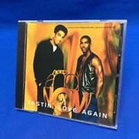 Here And Now – Tastin' Love Again Promo CD Single 1993 RARE OOP Funk Soul R&B