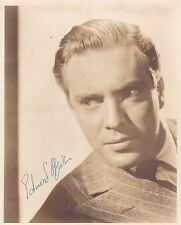 Edmond O'Brien signed vintage fountain pen Hollywood Photo 1915-1985