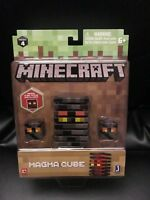 "New Minecraft Series 4 3"" Magma Cube Action Figure"