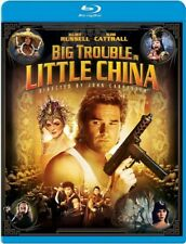 Big Trouble in Little China 0024543602767 With Kurt Russell Blu-ray Region a