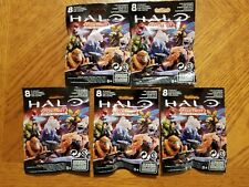 Mega Bloks HALO FOXTROT Series Blind Bags Lot of 5 Sealed Bags. Free Shipping