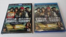Pirates of the Caribbean:On Stranger Tides Blu-Ray 3D + Blu-Ray +DVD + Digital