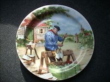Royal Schwabad small plate Holland Clog maker