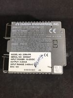OMEGA ENGINEERING iDRN-PR SIGNAL CONDITIONER Pre-Owned 0-20mA 10-32VDC