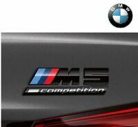 "Genuine BMW 5 Series F90 M5 Rear Trunk ""M5 COMPETITION"" Emblem  51148078714"