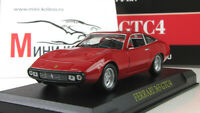 Scale model car 1:43  Ferrari 365 GTC/4