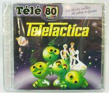 CD NEUF TELE 80  SERIE  TELETACTICA  Julie Bataille 1982 RECRE A2  26 TITRES