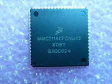 FREESCALE SEMI MMC2114CFCAG33 144PIN LFQP M-CORE 32BIT 256K FLASH CPU
