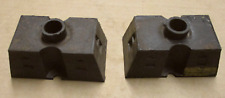 1965 1966 Ford MUSTANG & SHELBY 289 HI-PO Mounts NOS FORD C4ZA-6038-A C5ZZ-6038