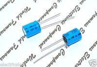 2pcs - Vishay BC (PHILIPS) 136 180uF 25V 105°C 10x12mm Radial Capacitor