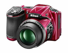 Nikon  COOLPIX L830 16.0 MP Digital Camera - Red