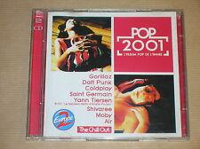 2 CD / POP 2001 / L'ALBUM POP DE L'ANNEE / EXCELLENT ETAT