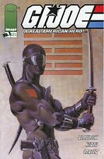 G.I.JOE #1 SNAKE EYES COVER 2nd PRINT