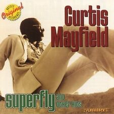 1 CENT CD Superfly & Other Hits - Curtis Mayfield