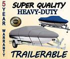 Trailerable Boat Cover Sea Pro 206 Cc Ob 2005