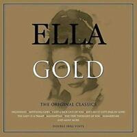 Ella Fitzgerald Gold 180G  Gatefold Vinyl LP Record The Classic Collection