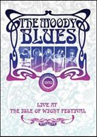 MOODY BLUES - THRESHOLD OF A DREAM: LIVE AT THE ISLE OF WIGHT FESTIVAL DVD *NEW*