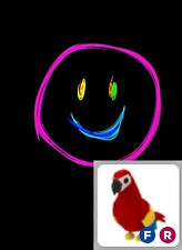 Parrot FR Adopt me Free with purchase of smiley sketch