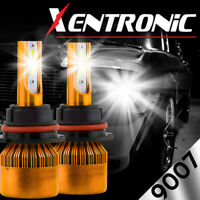 XENTRONIC LED HID Headlight kit H13 9008 White 2005-2007 Chrysler Town /& Country